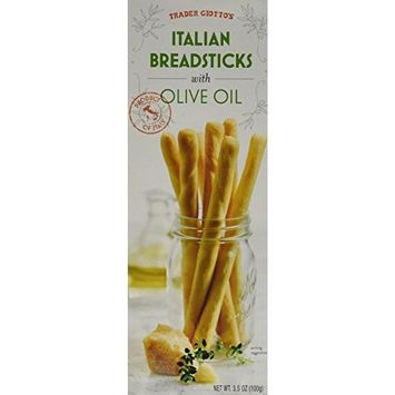 Trader Joe's Trader Giotto's Italian Breadsticks with Olive Oil, 3.5oz