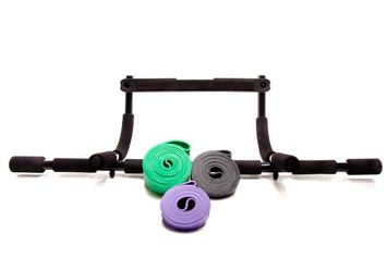 Rubberbanditz and Bar Kit - Heavy, Robust, Power Bands - 30-250 lb(14-113kg)