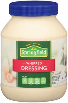 Springfield® Whipped Salad Dressing