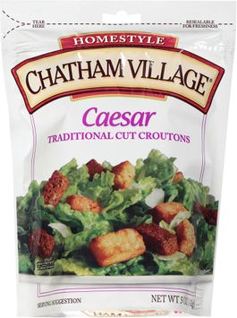 chatham village® caesar traditional cut croutons