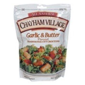 Chatham Village Garlic & Butter Croutons (12x5 OZ)