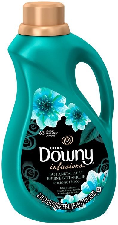Infusions Ultra Downy® Infusions™ Botanical Mist™ Liquid Fabric Softener