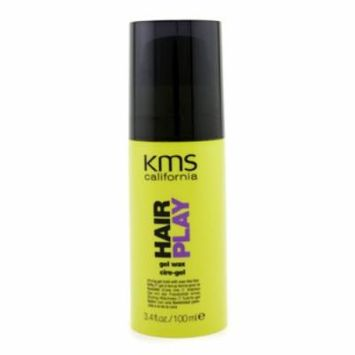KMS California Hair Play Gel Wax (strong Gel Hold With Wax-Like-Flexibility)
