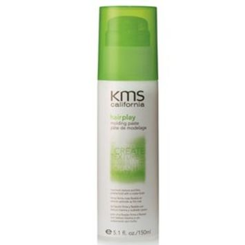 KMS HAIRPLAY Molding Paste Provides Texture, Natural Shine, Pliable Hold & Definition Unisex, 5.1 oz