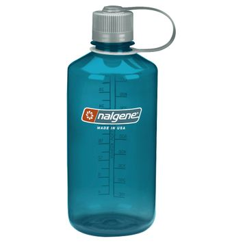 Nalgene Water Bottle Narrow Mouth 32 oz - Green