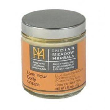 Indian Meadow Herbals - Love Your Body Cream