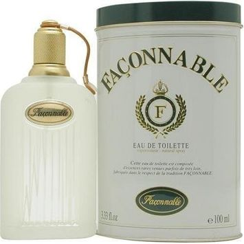 Faconnable By Faconnable For Men. Eau De Toilette Spray 3.3 oz