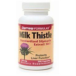 Jarrow Formulas Milk Thistle - 150 mg - 200 Capsules