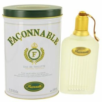 Faconnable Men's Eau De Toilette Spray 3.4 Oz