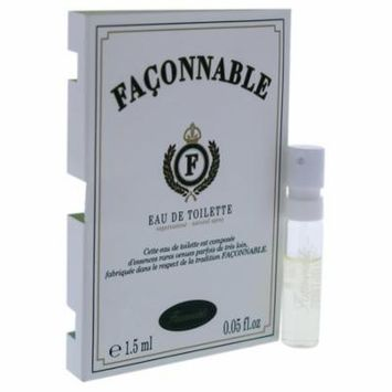 Faconnable 0.05 EDT Spray For Men