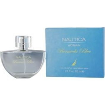 NAUTICA Bermuda Blue Eau De Perfume Spray for Women, 1.7 Ounce