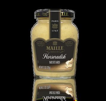 Maille Horseradish Dijon Mustard