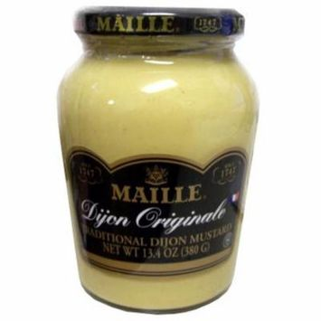 Dijon Mustard (Maille) 13.4oz ( 380g) Label may read HOT