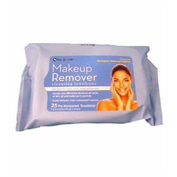 Make Up Remover Towelettes 25ct, Case of 24