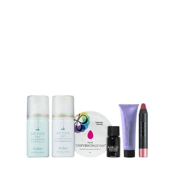 Choose 1 sample for every $25 you spend in Glowhaus!