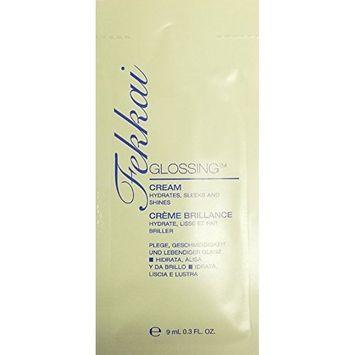 Fekkai Glossing Cream Hair Products 0.3 FL OZ, 25 Packets