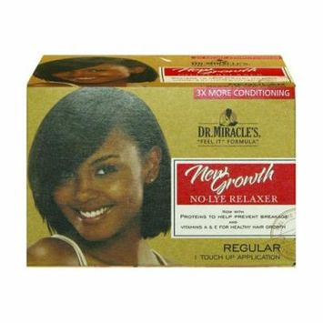 Dr.Miracles Relaxer No Lye Touch Up