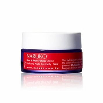 NARUKO Rose & Snow Fungus Classic Hydrating Night Eye Gelly - 30