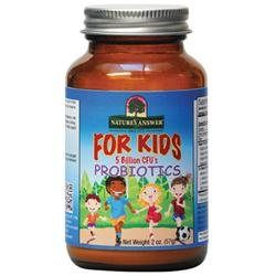 Nature's Answer - Probiotics For Kids - 2 oz.