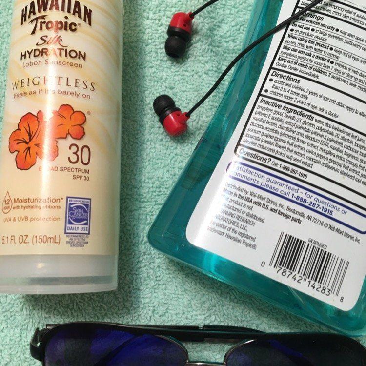 Hawaiian Tropic® Silk Hydration Weightless SPF 30 Sunscreen