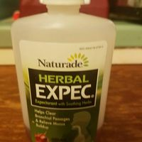 Naturade Herbal Expec Herbal Expectorant Natural Cherry uploaded by kimberly Q.