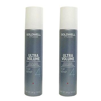 Goldwell Stylesign Ultra Volume Top Whip 9.9oz 2 packs