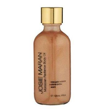 Josie Maran Moroccan Radiance Body Oil (Creme Brulee)