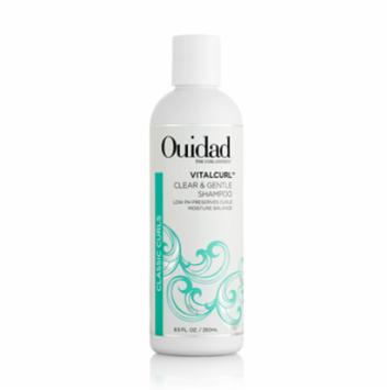 Ouidad VitalCurl Clear & Gentle Shampoo, 2.5 oz.