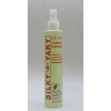 Next Image Silky-n-Yaki Conditioner & Detangler with Olive Oil & Jojoba Oil 8 oz