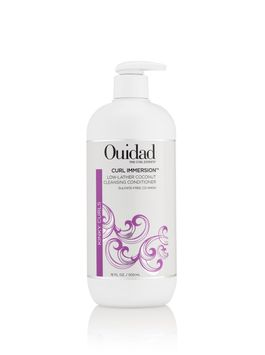 Ouidad Curl Immersion™ Low-Lather Coconut Cleansing Conditioner 16.0oz