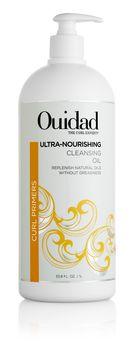 Ouidad Ultra-Nourishing Cleansing Oil Shampoo 33.8 oz