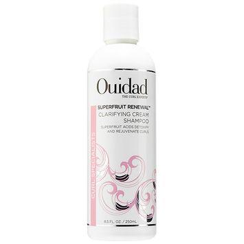 Ouidad Superfruit Renewal Clarifying Cream Shampoo