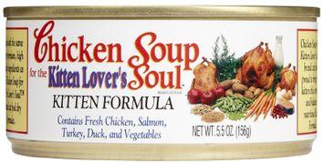 Chicken Soup Kitten Canned Food - 5.5 oz