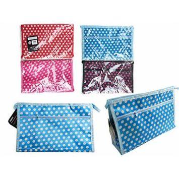 Cosmetic Makeup Bag Size: 11.5