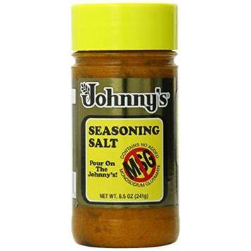Johnny's Seasoning Salt, No Msg, 8.5 Ounce