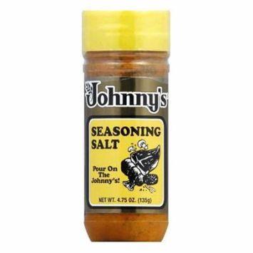 Johnny Fine Foods Salt Seasoning, 4.75 OZ (Pack of 6)