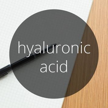 Word of the Day: Hyaluronic Acid