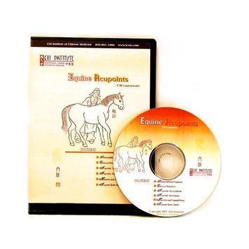 Equine Acupoint CD - 4 Users