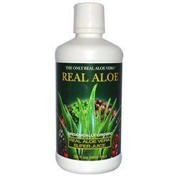 Real Aloe Inc Aloe Vera Super Juice - 32 fl oz