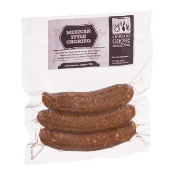 Smoking Goose Mexican Style Chorizo - 3 CT