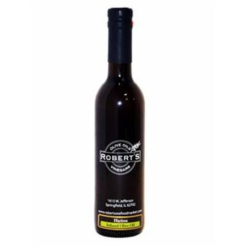 Robert's Extra Virgin Infused Olive Oil - Harissa (hot chili pepper) (375ml)