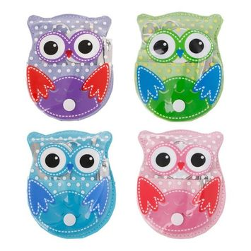 EA-STONE 5Pcs/1 Set Owl Professional Manicure Tool,Cleaner Nail Clippers Tool Kit