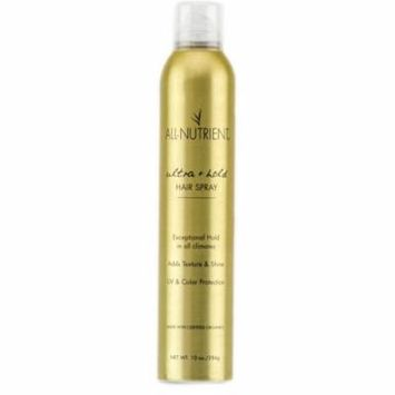 All Nutrient Ultra + Hold Hair Spray 10 oz.