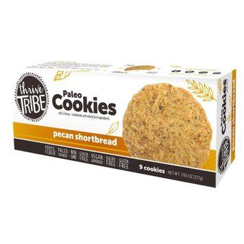 Thrive Tribe Paleo Cookies, Pecan Shortbread, 0.85 Oz