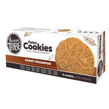 Thrive Tribe Paleo Cookies, Sweet Cinnamon, 0.85 Oz