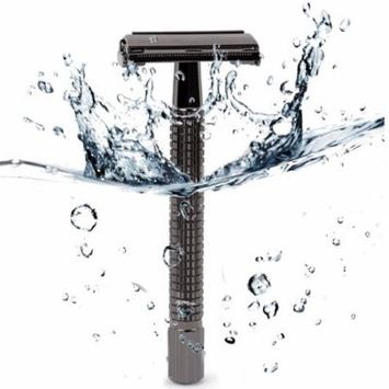 Men's Classic Double Edge Safety Razor and FREE Stainless Steel Starter Blade