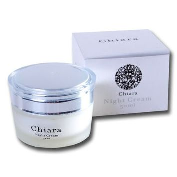 Chiara Dead Sea Cosmetics Night Cream with Pearl Powder Technology