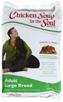 Chicken Soup for the Dog Lover's Soul Large Breed Adult Dry Dog Food
