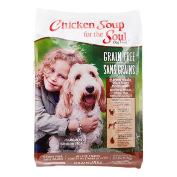 Chicken Soup Grain Free Chicken, Turkey and Pea Dry Dog Food