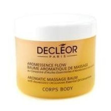 Decleor Aromessence Flow Aromatic Massage Balm, 16.9 Ounce